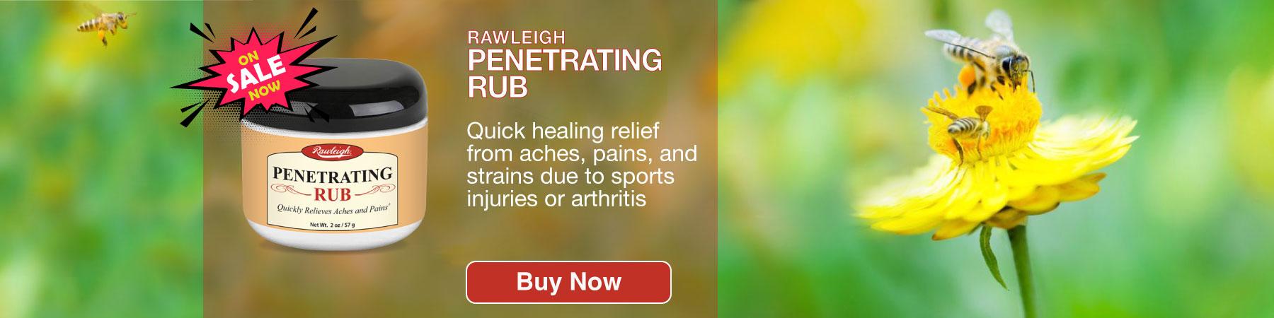 Penetrating Rub