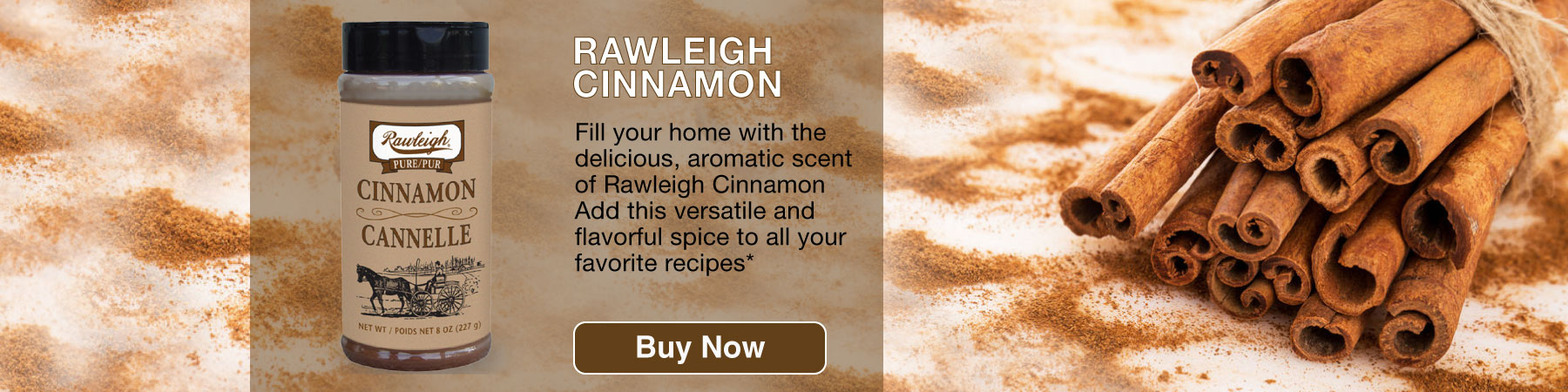 Rawleigh Cinnamon