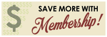 Save More With Membership